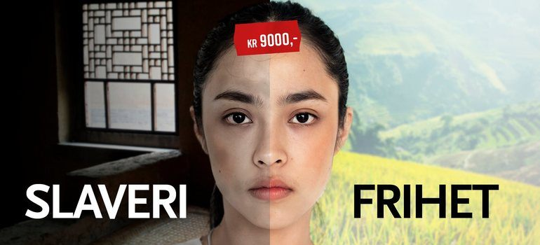 Kr 9000 for frihet
