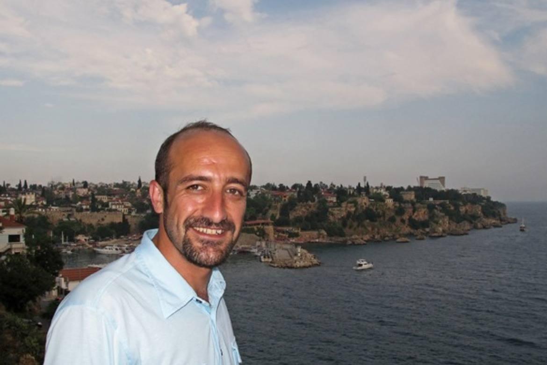 Ramazan Aran er pastor i en evangelisk kirke støttet av Stefanusalliansen i byen Antalya.
