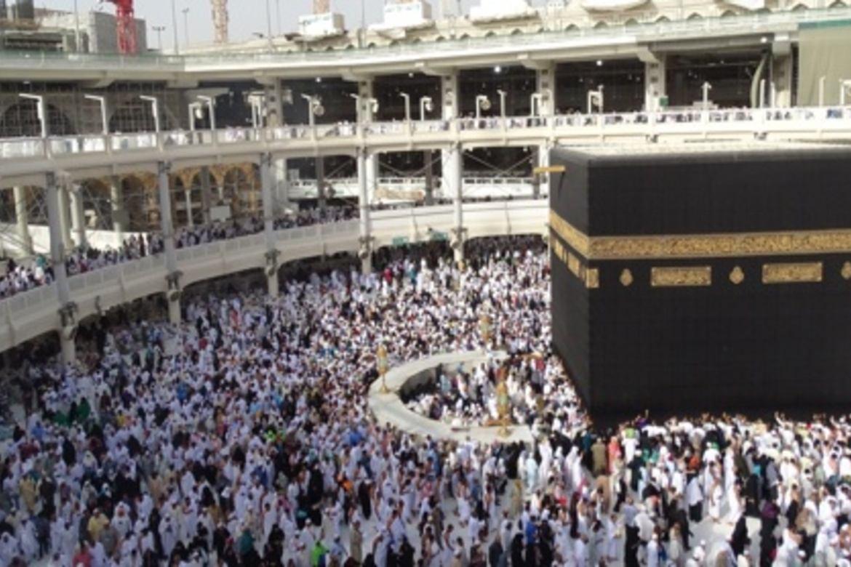 Illustrasjonsbilde fra Mekka, Saudi-Arabia. (Foto: Wikimedia Commons)