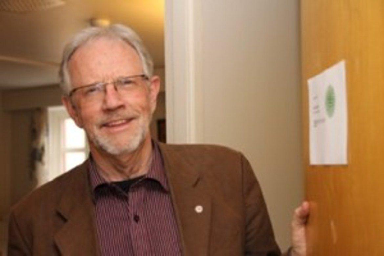 Jan Gossner er nestleder i styret i Stefanusalliansen.