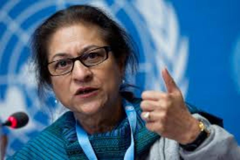 Asma Jahangir. Foto: FN