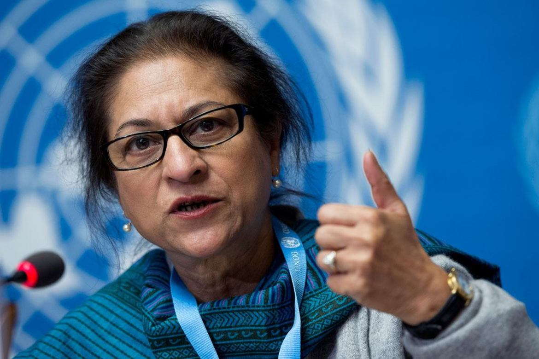 Asma Jahangir kjemper mot tvangen til tro.