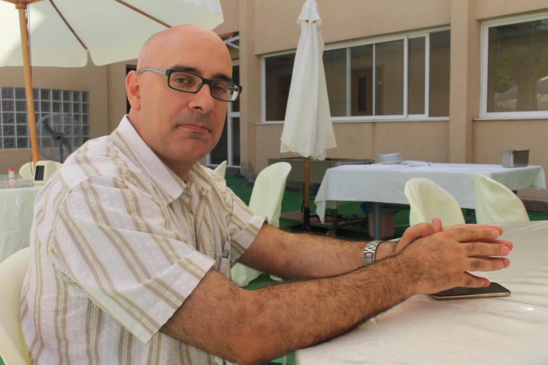 Martin Accad møter mange kristne i Midtausten som er redde for islam. (Foto: Thea Haavet)