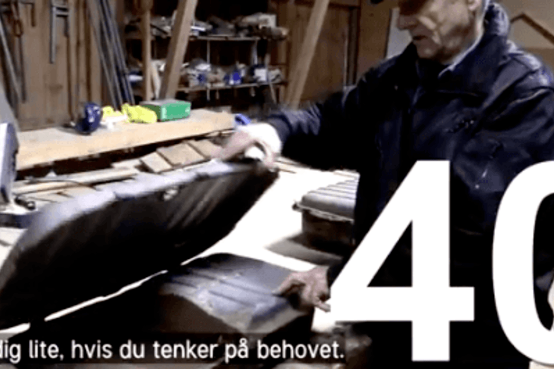 To finske bibelsmuglere avslører metoder for bibelsmugling.