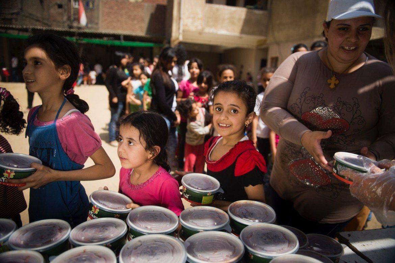 I Kairos «søppelby» hjelper Mama Maggie barn til et liv i verdighet.