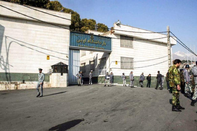 Her er Evin-fengselet som kristne konvertittar fryktar.