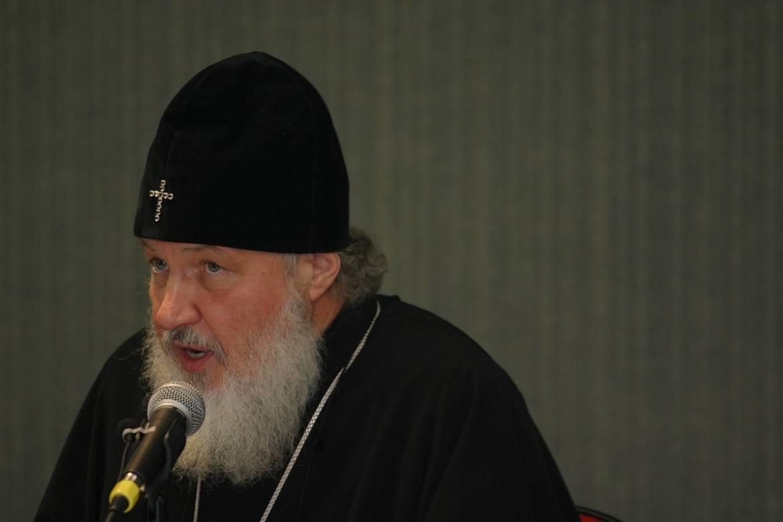Patriark Kirill i Den russisk ortodokse kyrkja har kalla krigen i Syria ein «heilag krig».