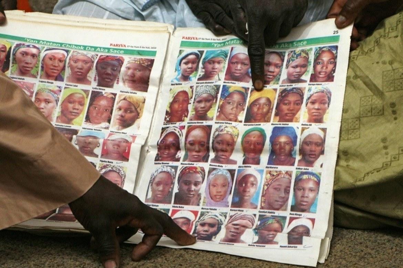 Chibok-jentene i Nigeria ble bortført av Boko Haram som bekjemper utdanning og gjør det med bortføring og brutal vold.