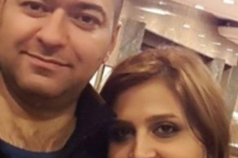 Trosfrihet: Amir Taleipour og Mahnaz Harati ble arrestert foran øynene på sin sju år gamle datter.