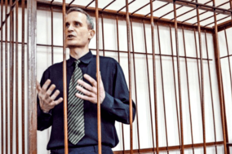 Dennis Christensen er dømt til seks års fengsel i Russland.