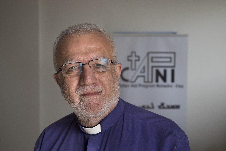 Arkemandritt Emanuel Youkhana leder Capni