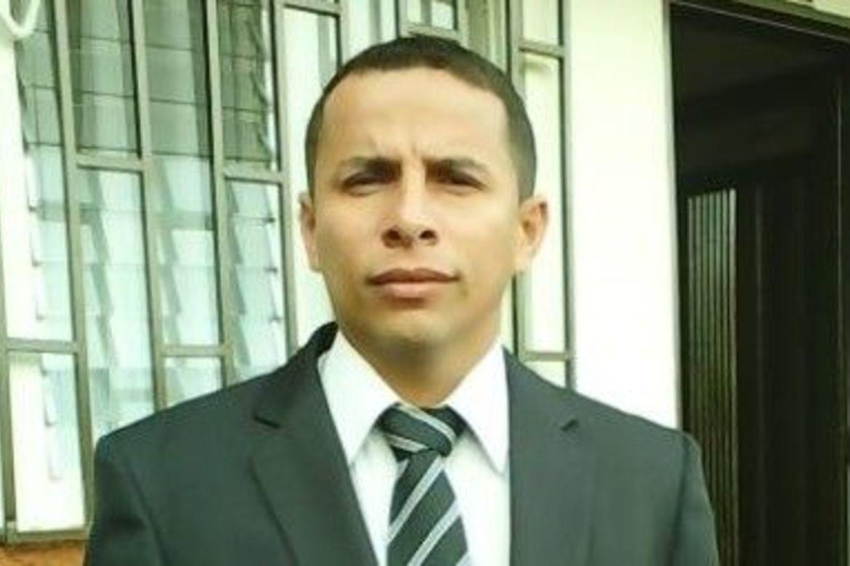 Plinio Rafael Salcedo ledet en menighet som kjempet for fred i Colombia. Foto: Pastor Salcedos Facebook.-side.