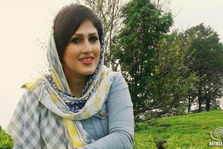 Fatemeh Bekhtari, ein av dei aktive kristne i Iran, skal sona eitt års fengsel. Ho får to års forbod mot å møta andre konvertittar.