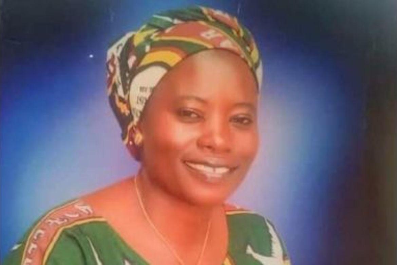 Kristne i Nigeria: Esther Katung døde av kidnappernes vold.
