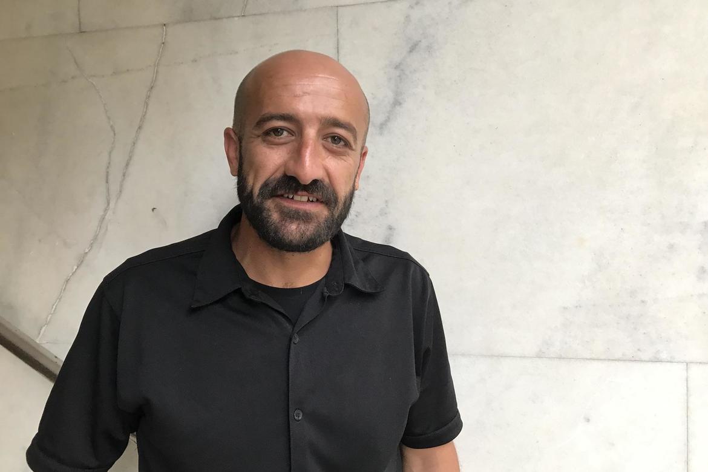 Ramazan Arkan er pastor i ei kyrkje i Antalya i Tyrkia.