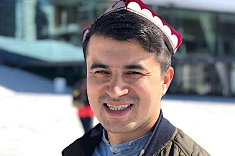 Adiljan Abdurihim er sekretær i Den norske Uighurkomitéen og vil jobbe mer sammen med kristne trosfrihetsorganisasjoner i Norge. Foto: Den norske Uighurkomiteen.