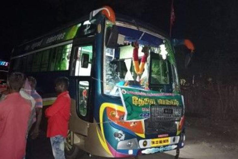 Kristne på vei hjem fra et nasjonalt møte ble i februar angrepet av hindunasjonalistiske ekstremister.
