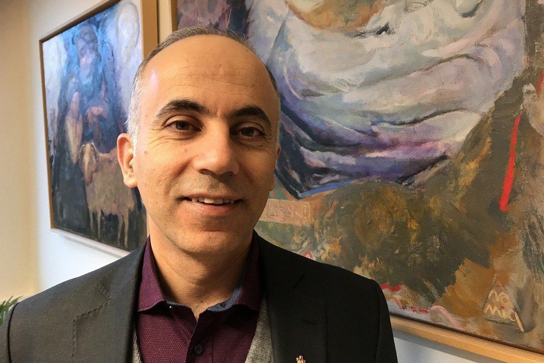 Fadi Daou er prest i den maronittiske kirken i Libanon og er en av grunnleggerne av Adyan.