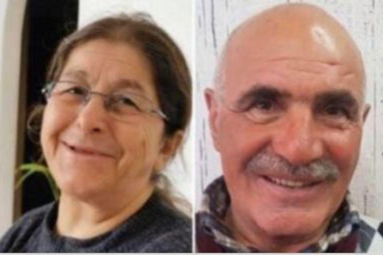 Ekteparet Dibril ble kidnappet og bortført 11. januar i år. Nå er Simoni funnet død.