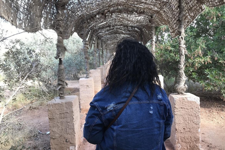 'Mira' som ikke er henens egentlige navn, kjemper for kristnes trosfrihet i Egypt. Av sikkerhetsmessige grunner kan vi ikke vise hennes ansikt eller fortelle hennes navn.