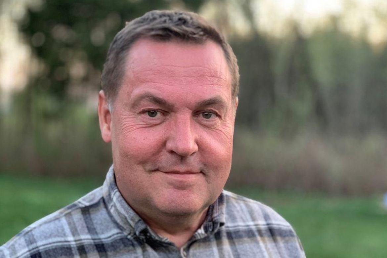 Øyvind Woie i Kristent Arbeid Blant Blinde forbedrer tilbudet til leserne av Magasinet Stefanus.