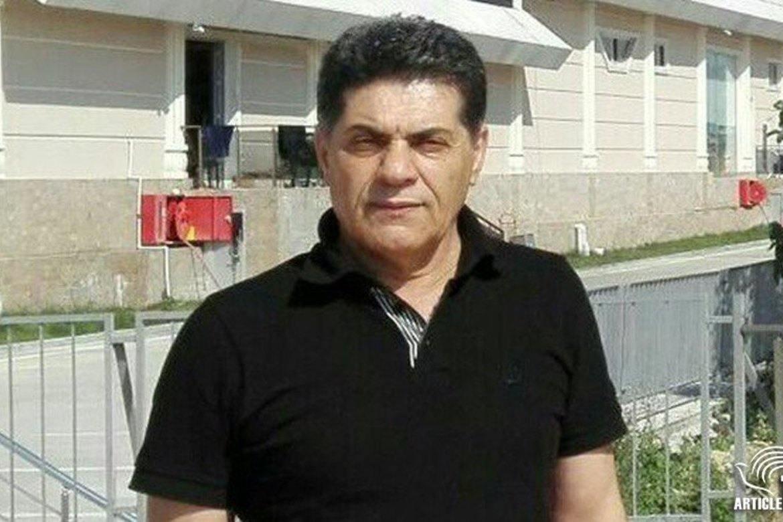 65-åringen Ismaeil Maghrebinejad i Iran har fått to dommer i to ulike domstoler og må forberede seg på seks år i fengsel.