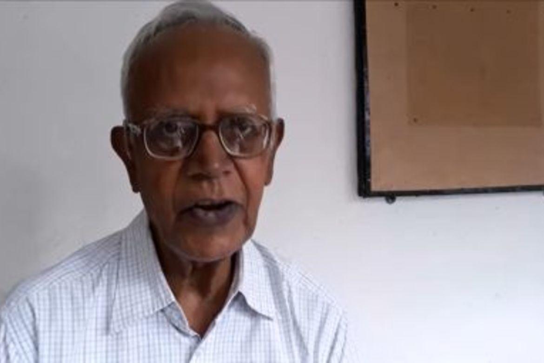 India: Fader Stan Swamy er fengslet for sin kamp for urfolks rettigheter.