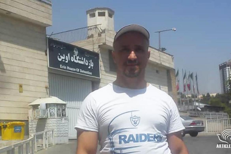 Kristen i Iran: Mohammad Reza (Youhan) Obidi har sonet to år i fengsel og er nå i gang med sitt indre eksil. På toppen er han pisket.