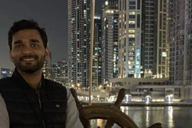 Legen Tahir Mahmood ble drept fordi han tilhører ahmadya-islam. Foto: @twitter-saleemuddina