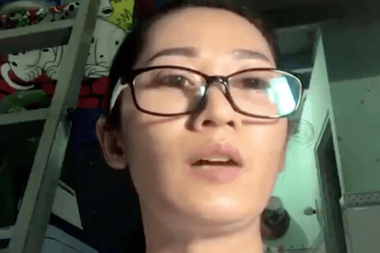 Bui Thi Kim Phuong, kona til Nguyen Bac Truyen, ber Stefanusalliansen og andre fortsette kampen for samvittighetsfanger.
