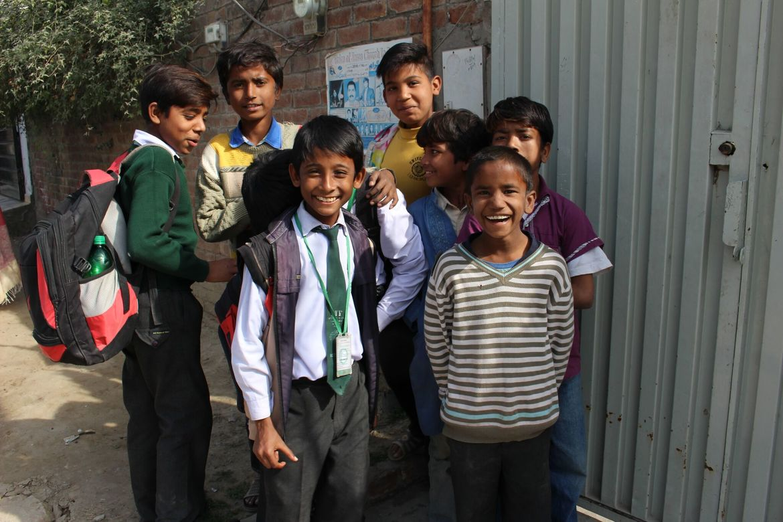Barn i Pakistan