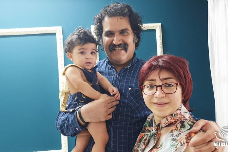 Sam og Maryam er frådømde retten til omsorg for adoptivdottera Lydia.