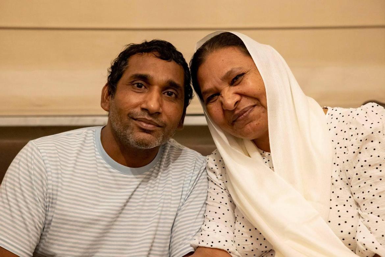 Shafqat Emmanuel og Shagufta Kausar som i juni blei frikjende for blasfemi, er i dag trygge i Europa.