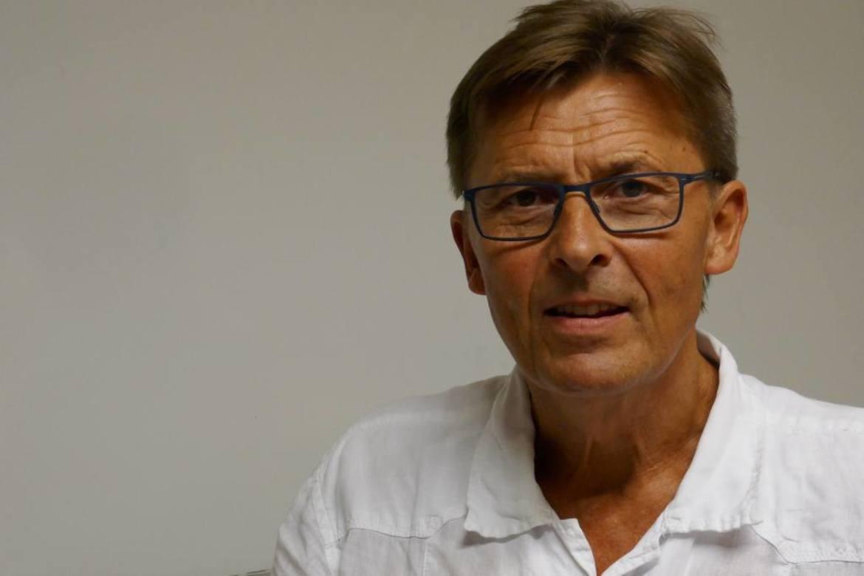 Gunnar Dehli tar fatt på et nytt år som styreleder i Stefanusalliansen.