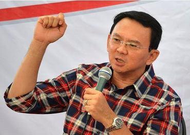 Ahok tapte kampen om bli attvald som guvernør då han uskuldig blei dømt for blasfemi i 2017.