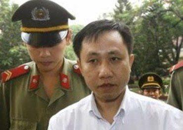 Nguyen Bac Truyenble sist sett 30. juli mens han ventet på sin kone utenfor Redemptorist Church i Ho Chi Min-byen i Vietnam.