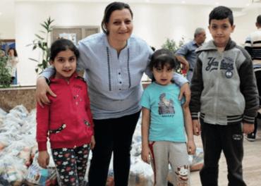 Maryam tar vare på mer enn 5 000 barn som har mistet sine fedre på grunn av terror.