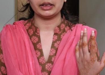 'Sonia' ble tvangskonvertert til islam og deretter tvangsgiftet til slaveri. Hun klarte å rømme.