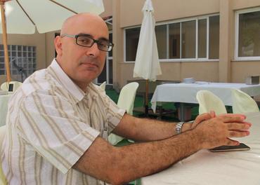 Martin Accad underviser kristne studenter fra Midtøsten og Nord-Afrika om islam.