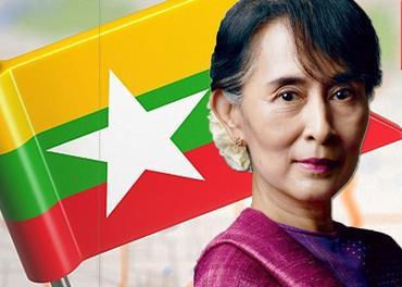 Aung San Suu Kyi får brev av menneskerettsorganisasjoner.