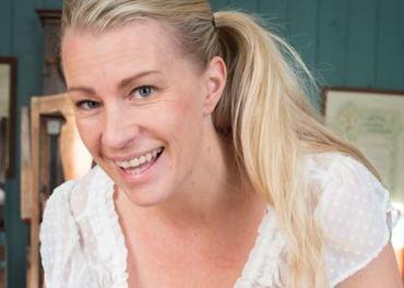 Elisabeth Groth vant kakekrigen på TV Norge og laget så oppskrift til Stefanuskaka.