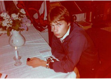 Esko var bare 14 da han for første gang var med på å smugle bibler - og havnet i politiavhør.