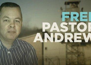Fredag 12. oktober skal Andrew Brunson i retten i Tyrkia.