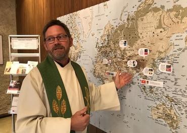 Henning Vik er sokneprest i Sinsen menighet i Oslo.