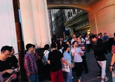 I september ble Zion-kirken i Beijing stengt og forbudt av myndighetene.