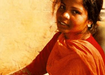 Asia Bibi har vært dødsdømt siden november 2010, for påstått blasfemi.