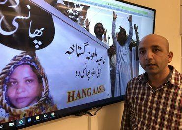 Sajid Christopher Paul har frå utlandet følgt demonstrasjonar og valdshandlingar i Pakistan etter at Asia Bibi blei frikjent 31. oktober.
