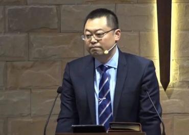 Kristne i Kina: Pastor Wang i Early Rain-kirken i Chengdu i Kina er fengslet sammen med kona Jiang Rong. Bildet er fra Facebook-siden til Early Rain-kirken.