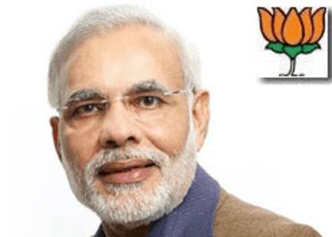 Narendra Modi og det hindunasjonalistiske partiet BJP vant valget i India.