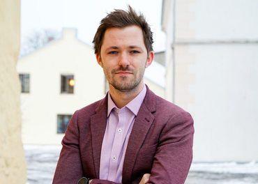 Emil Andre Erstad er nyvalgt medlem av styret i Stefanusalliansen.